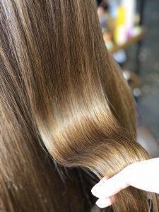 髪質改善アミノモイスチャー